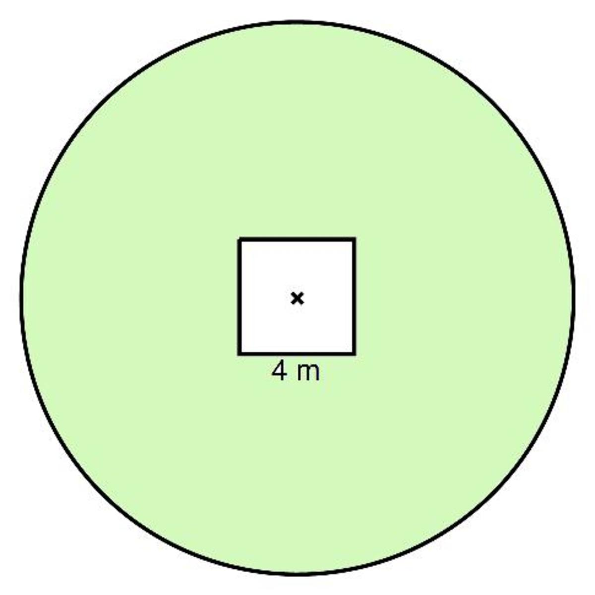 How To Calculate The Area Of A Composite Or Compound Shape