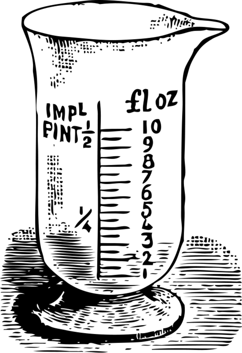 How To Remember Customary System Measurement Conversions