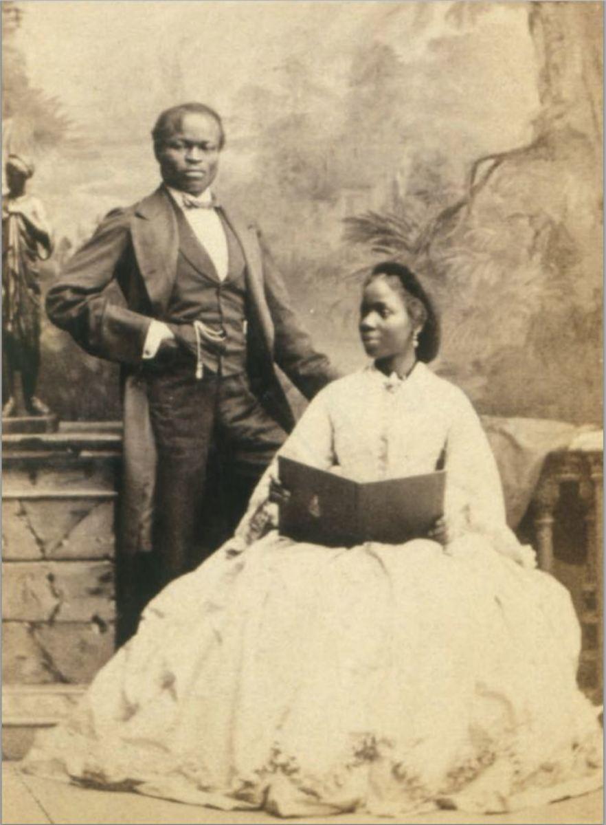 Sarah and Husband