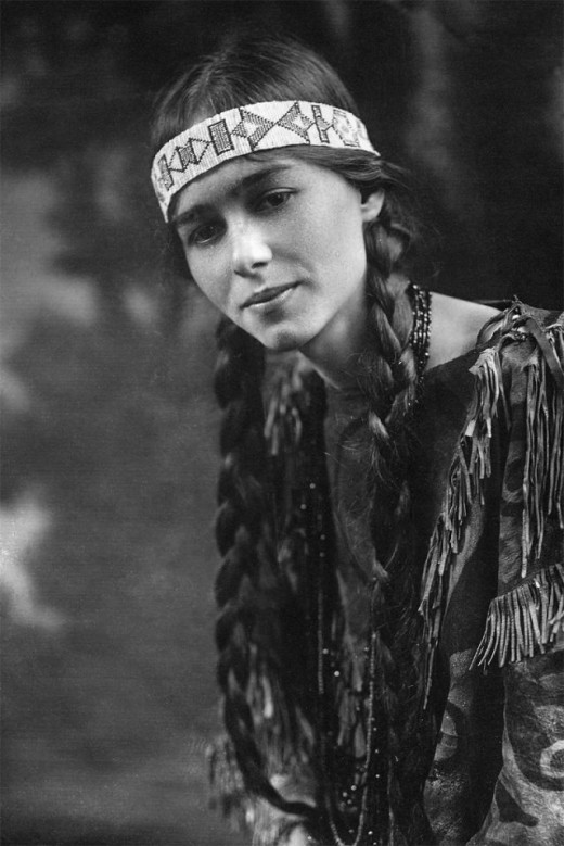 Early Native American Hairstyles Early Hair Trend 2017