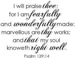 Is Your Soul a Witness to (Psalm 139:14)?