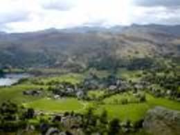 view from alcock tarn, white moss walk