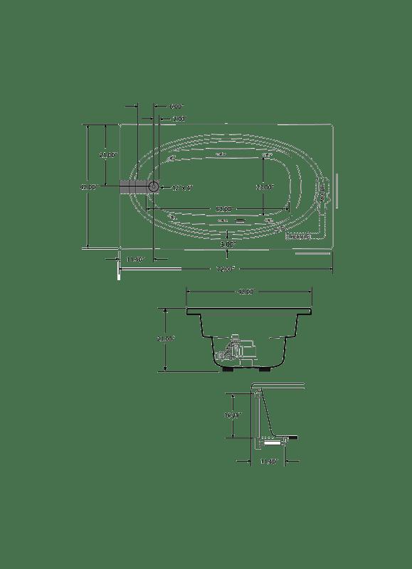 Jacuzzi Schematic Diagram