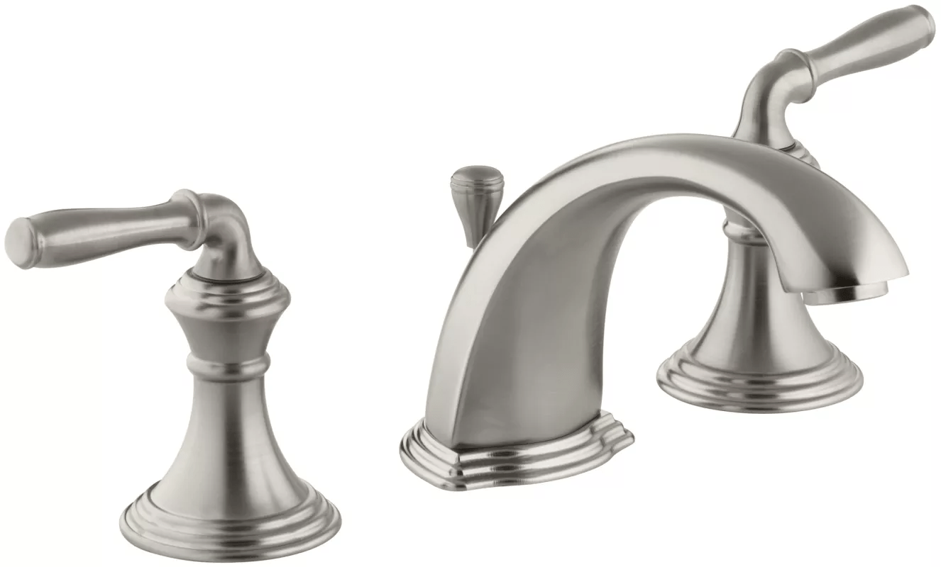 Faucetcom  K3944BN in Brushed Nickel by Kohler