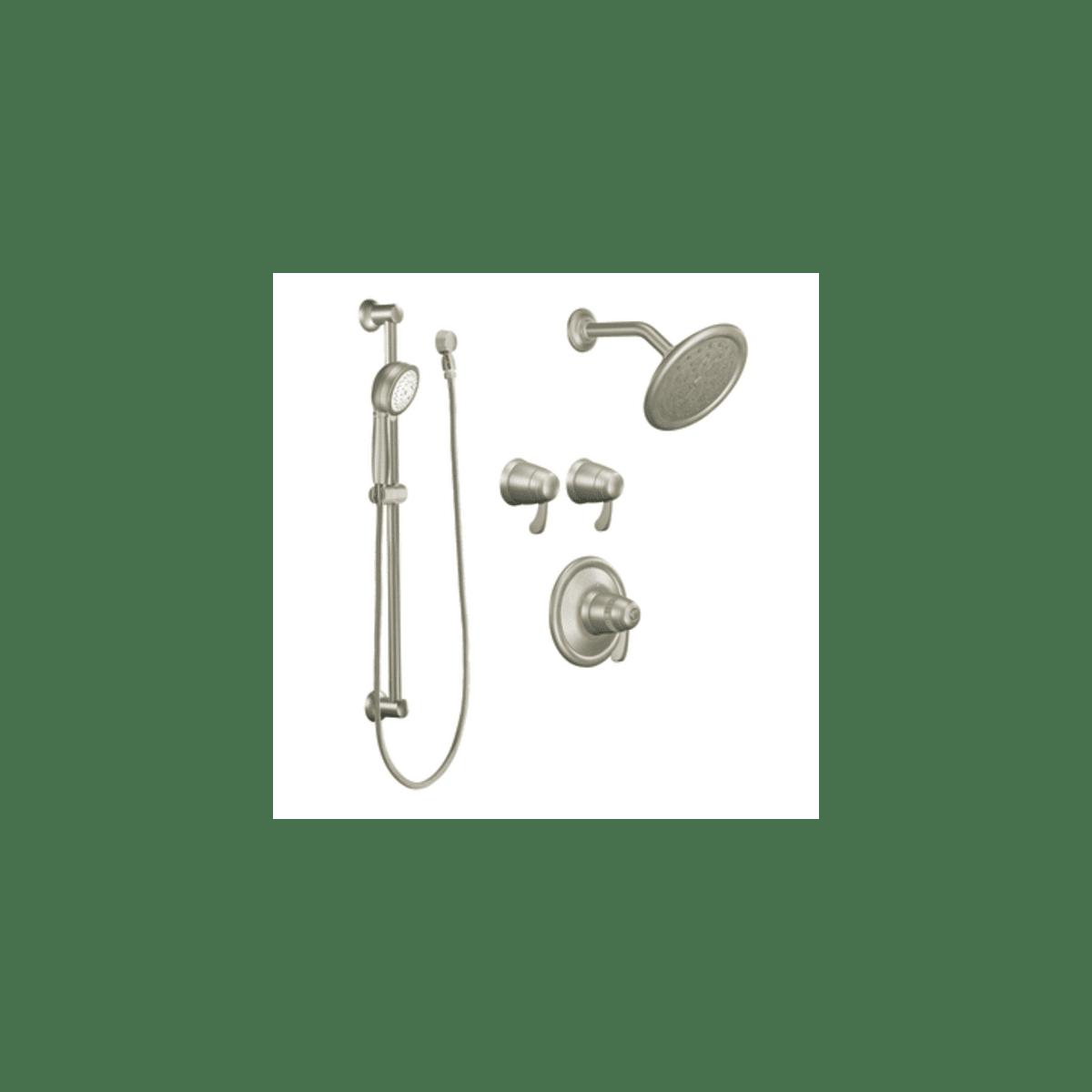 Moen Ts270orb Oil Rubbed Bronze Triple Handle Vertical Spa