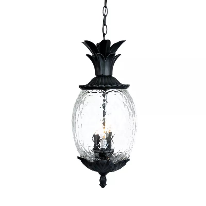 Acclaim Lighting 7516BK Matte Black 3 Light 21