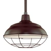 Millennium Lighting Architectural Bronze R Series 1 Light ...