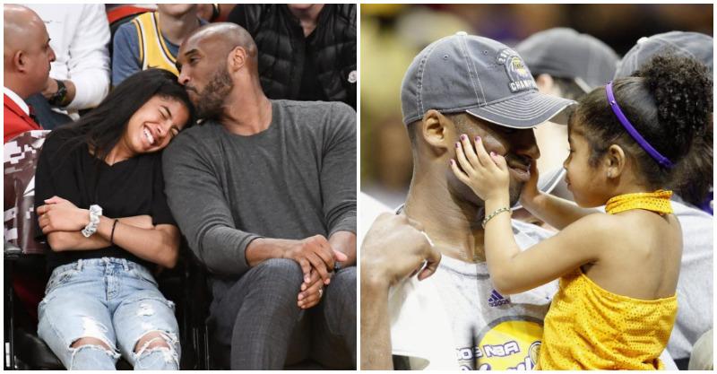 10句「證明Kobe是最棒爸爸」的感人金句!搭直升機「全是為了家人」妻子泣:他是女兒的MVP爸爸 - LOOKER 新鮮事