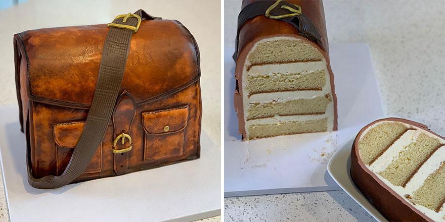 能切的多力多滋!神人打造「超逼真造型蛋糕」爆紅 一端出「鴨鴨擬真版蛋糕」網秒讚翻:不敢切啦 - LOOKER ...