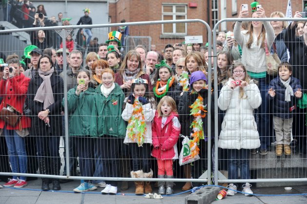 17/3/2012 St Patricks Day Parades Festivals