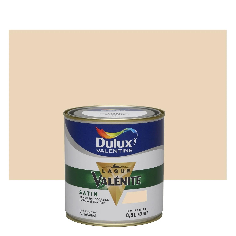 Peinture Coquille Duf Satin DULUX VALENTINE Valnite 05