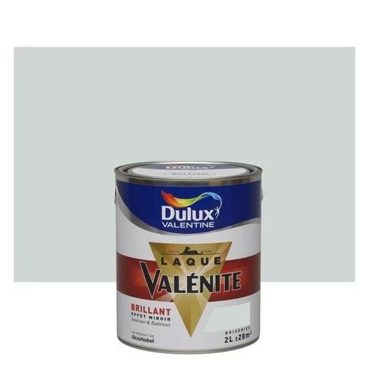 Peinture Gris Perle DULUX VALENTINE Valnite 2 L Leroy
