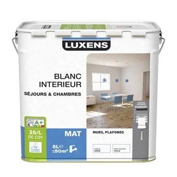 Peinture Mur Et Plafond Blanc Peinture Intrieure