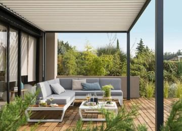 Emejing Salon De Jardin Totem Blanc Gallery - House Design ...