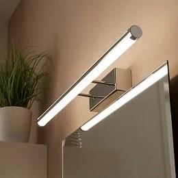Luminaire Salle De Bains Decouvrez Tous Les Luminaires Disponibles Leroy Merlin
