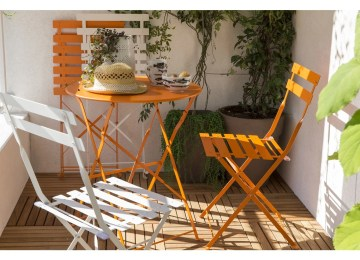 Salon De Jardin Couleur Orange | Salon De Jardin Orange Gallery Of ...