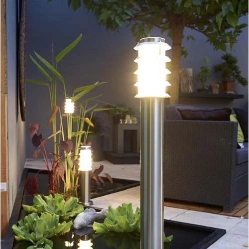 Eclairage Extrieur Luminaire Jardin Lampe LED Solaire