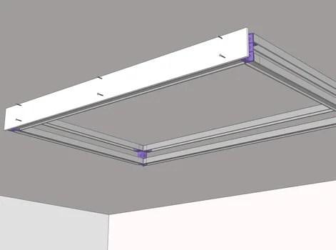 Fabriquer Un Coffre D Eclairage Avec Kinook Leroy Merlin