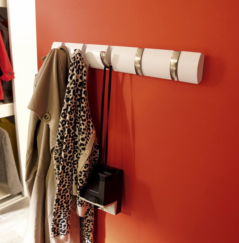 Un Porte Manteau Design Pour L Entree Leroy Merlin