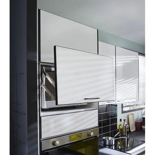 rideau roulant pour meuble de cuisine