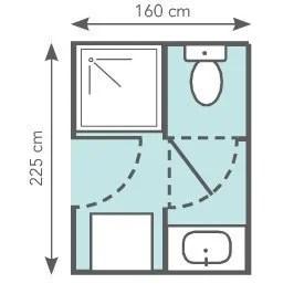 plan cuisine 10m2