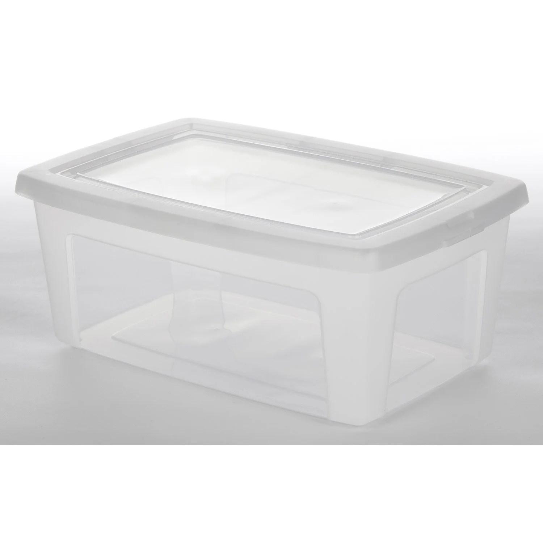 Boite Rangement Plastique Transparent Leroy Merlin Venus Et Judes