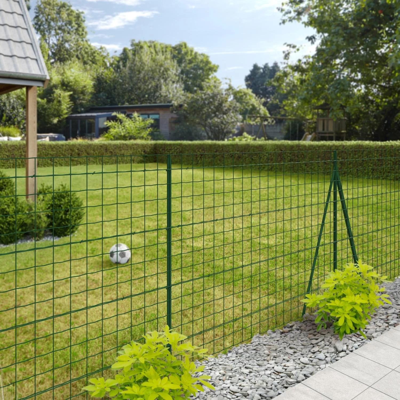Grillage Jardin Couleur   Rouleau De Grillage Simple Torsion ...