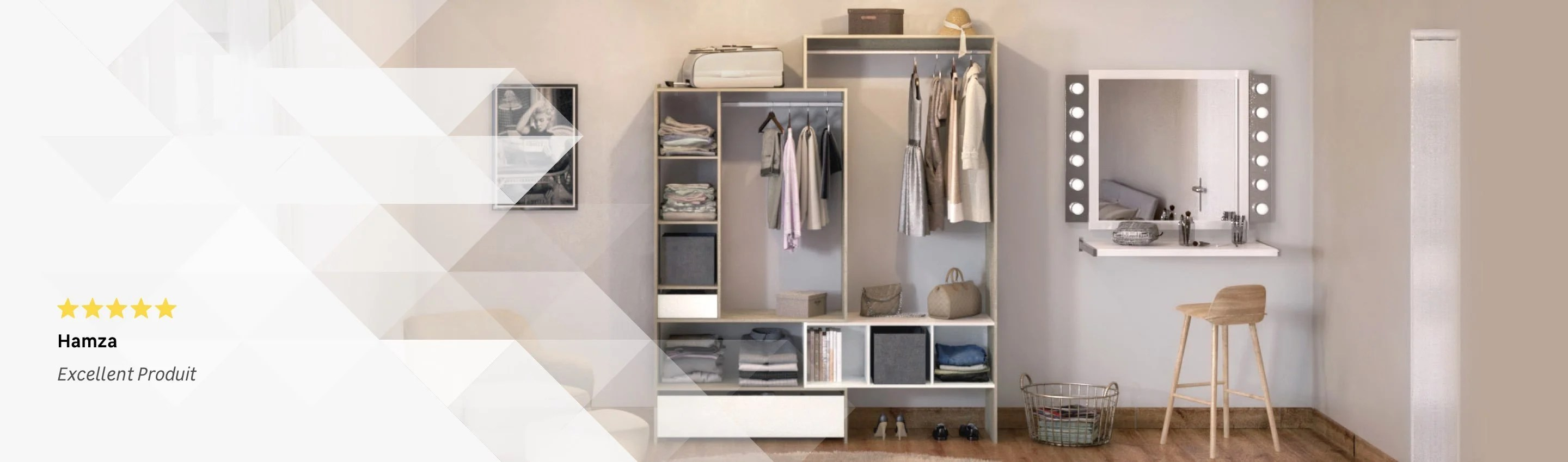 Etagere Spaceo