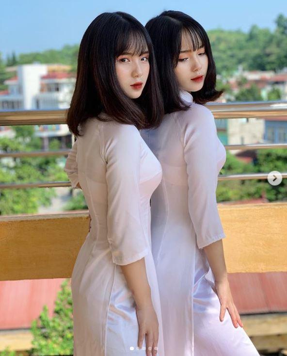 17歲超正雙胞胎「換越南傳統服飾」S曲線美炸!一往上「姊妹倆極品顏值」網尖叫:比皮卡丘更會放電 - 新鮮事2.0