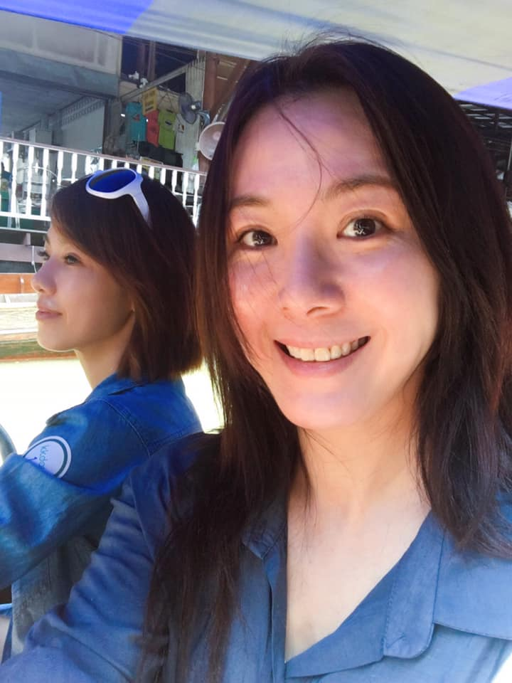 《大時代》陳妍安擁超高學歷不忘進步「將回臺大進修」 拍戲「沒見重癥母最後一面」痛哭腿軟 - 人生向前走
