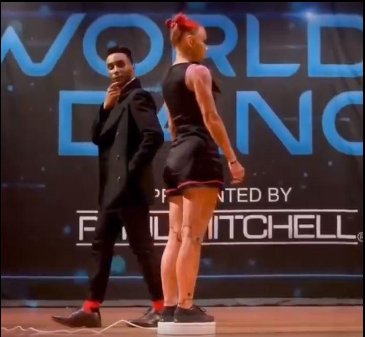 他掀開布幕一看「機器人居然在跳舞」。看到最後才發現…萬人為之震撼! - 人生向前走