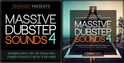 Massive Dubstep Sounds 4