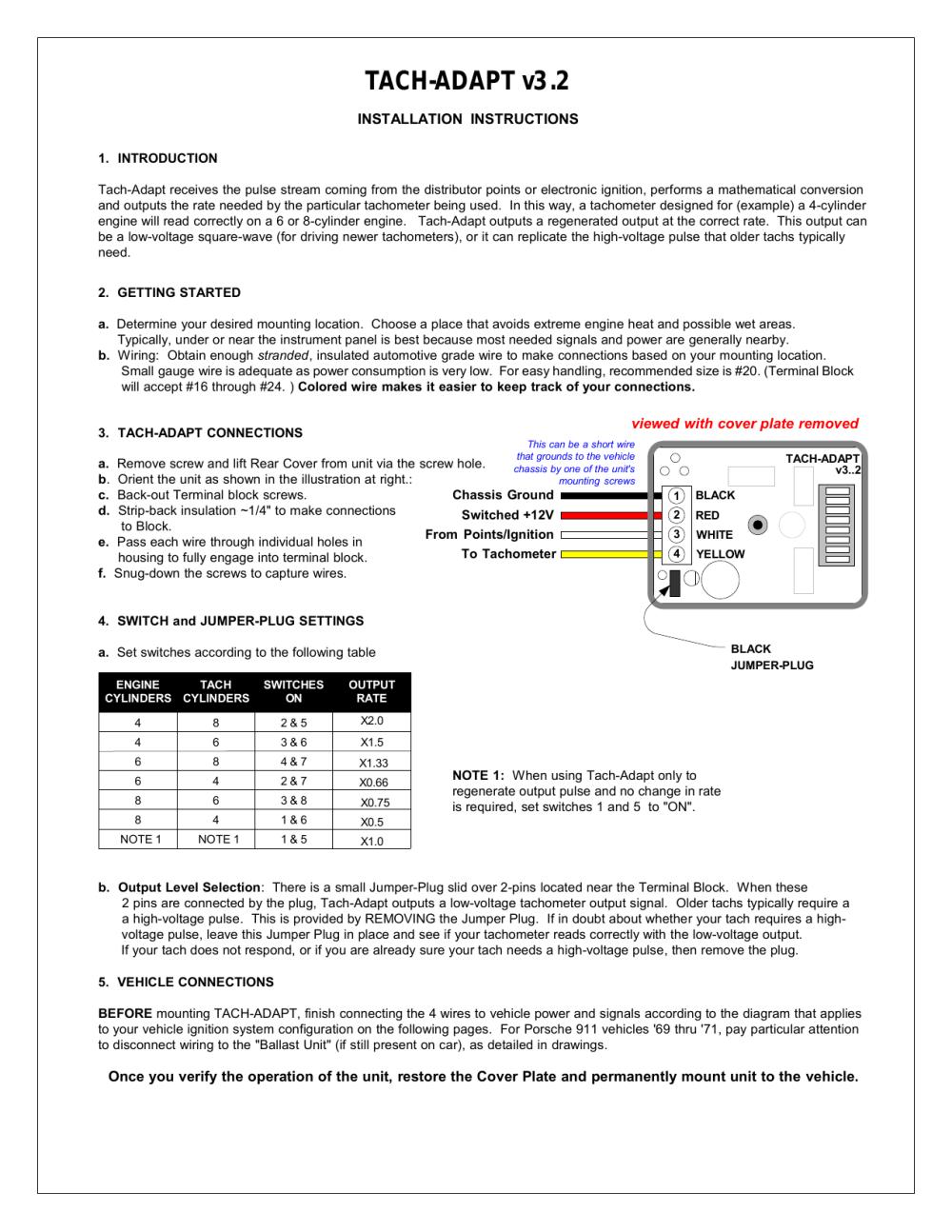 medium resolution of tach adapt v3 2
