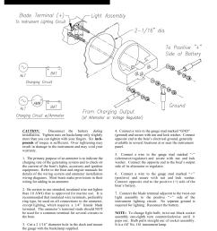 installation instructions manualzz com on boat trim tabs wiring diagram boat speedo wiring  [ 1275 x 1651 Pixel ]