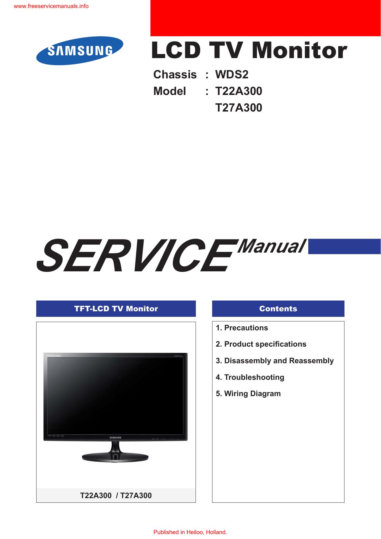 hight resolution of lcd tv monitor free service manuals manualzz com lcd tv installation diagram