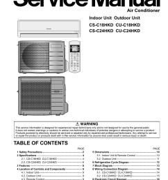 panasonic air conditioner [ 1240 x 1755 Pixel ]