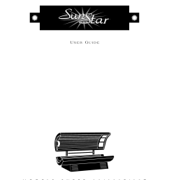 21167a tanning bed manualzz com on sunstar tanning bed manual  [ 1275 x 1651 Pixel ]