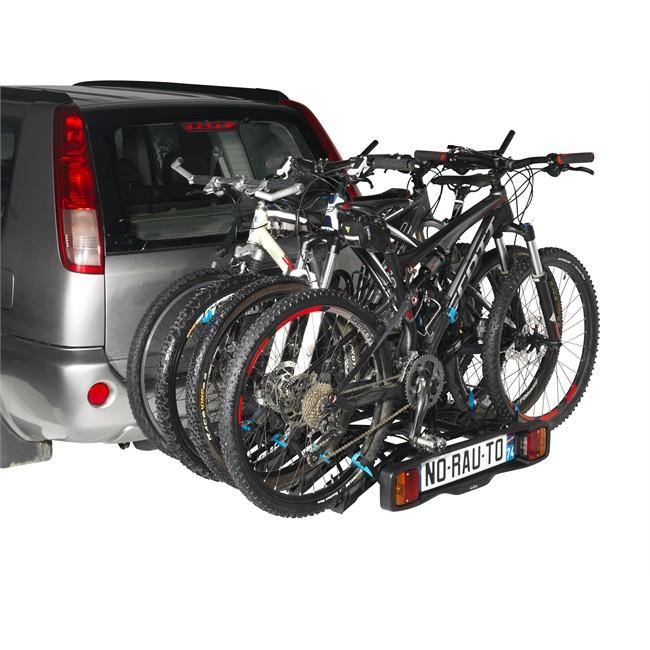 porte velos porte velos attelage porte velos d attelage plate forme norauto rapidbike 4p pour 4 velos