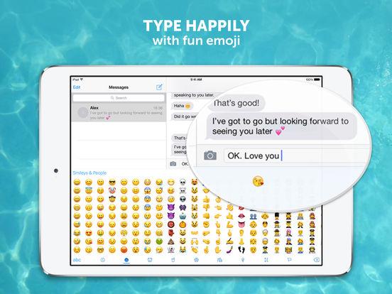 SwiftKey Keyboard Screenshot