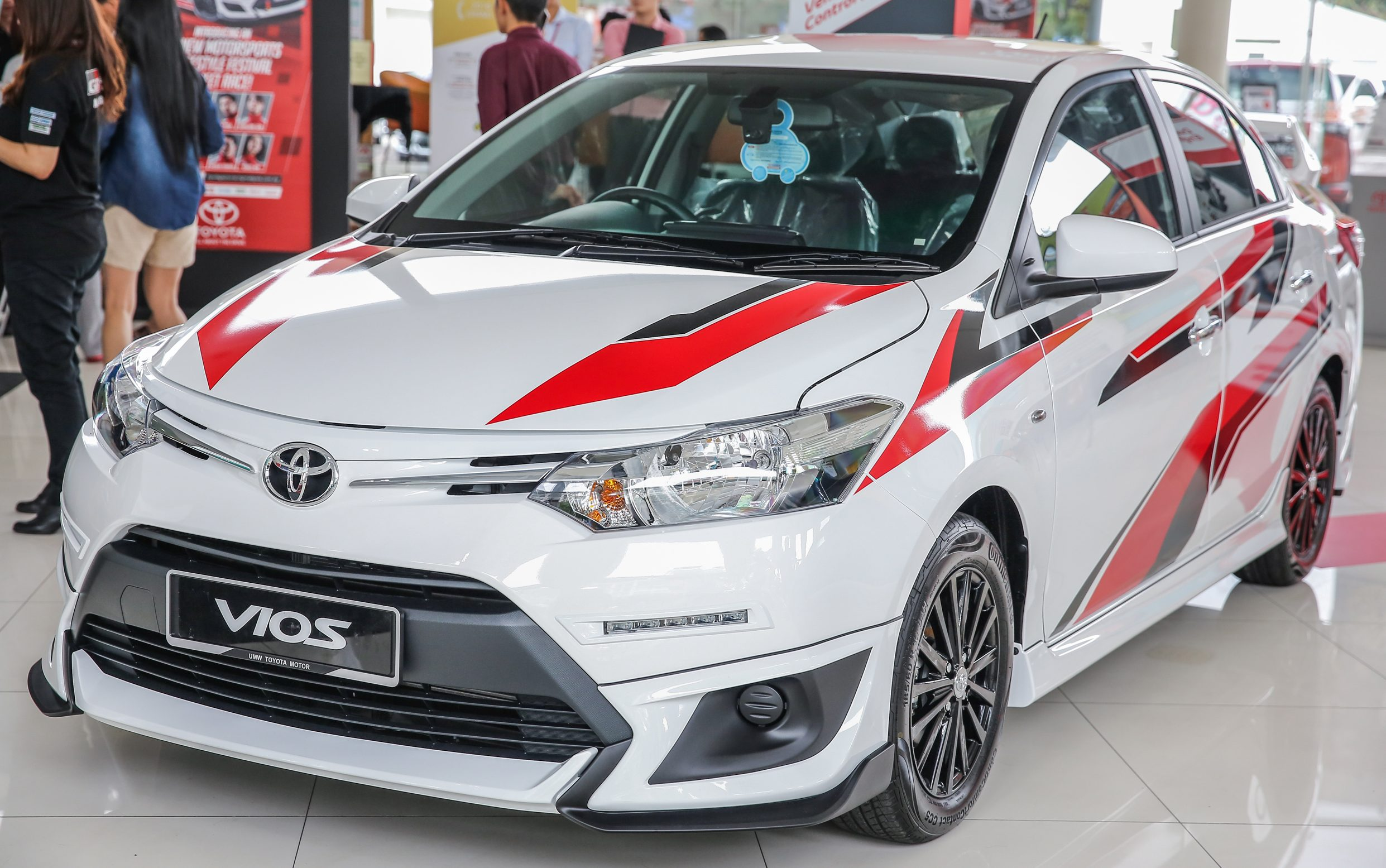 toyota yaris trd sportivo 2018 price all new camry 2017 pantip 新车图集 vios sport edition 外表张扬 更运动化 paul tan 汽车资讯网