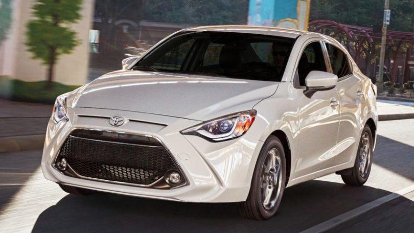 基于 Mazda 2 打造,北美 2019 Toyota Yaris Sedan 官图 Image #63400