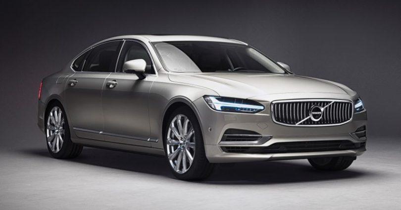 Volvo S90 Ambience Concept 发表,极致的感官享受 Image #66754