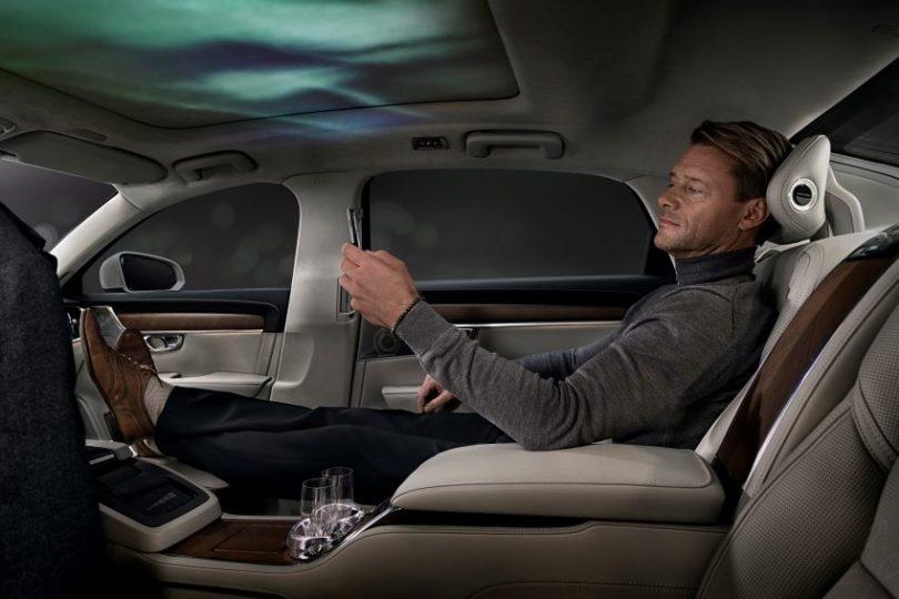 Volvo S90 Ambience Concept 发表,极致的感官享受 Image #66749