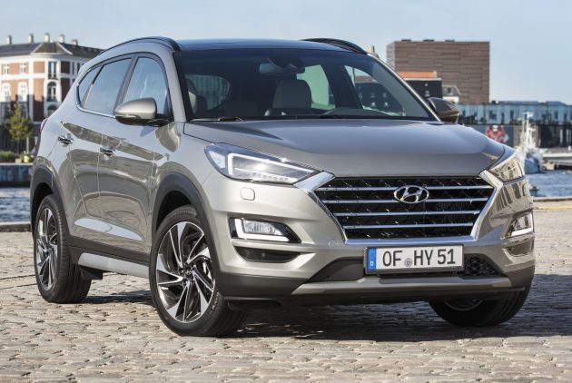2019 Hyundai Tucson 小改款,接近上市? - Paul Tan 汽車資訊網