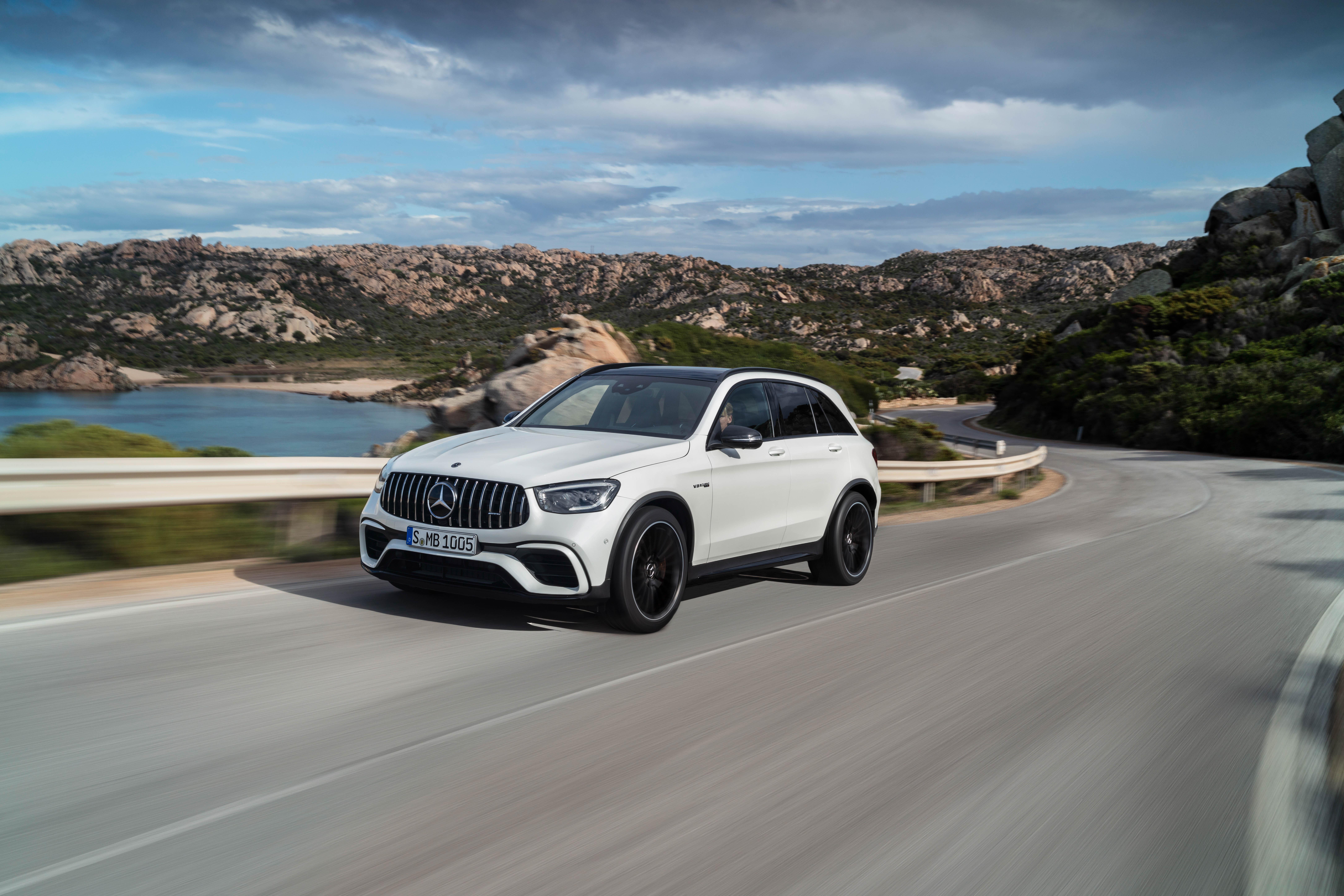 Mercedes-AMG GLC 63 小改款發布,3.8秒即可破百 Mercedes-AMG GLC 63 S 4MATIC+ (2019) Mercedes-AMG GLC 63 S 4MATIC+ (2019) - Paul Tan ...