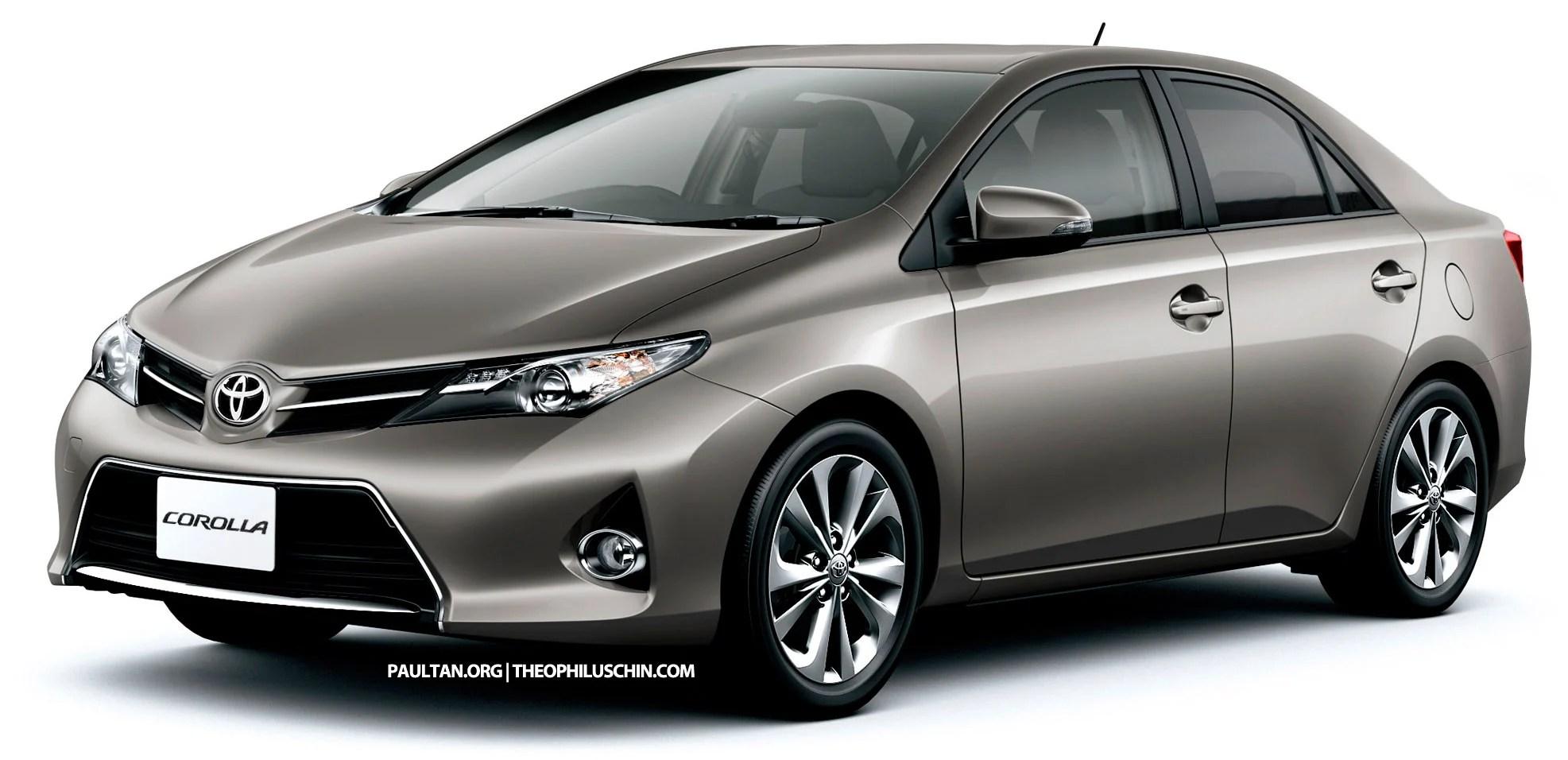all new corolla altis 2018 kijang innova serayamotor toyota sedan to debut in 2013 paul tan ...