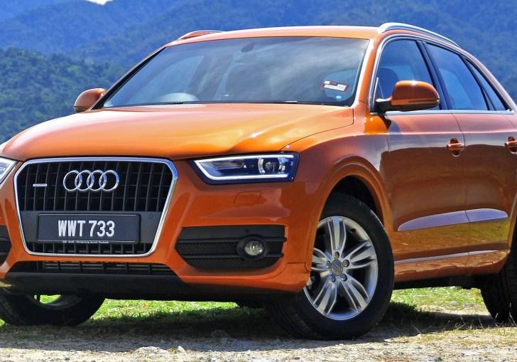 Audi Q3 Price In Malaysia