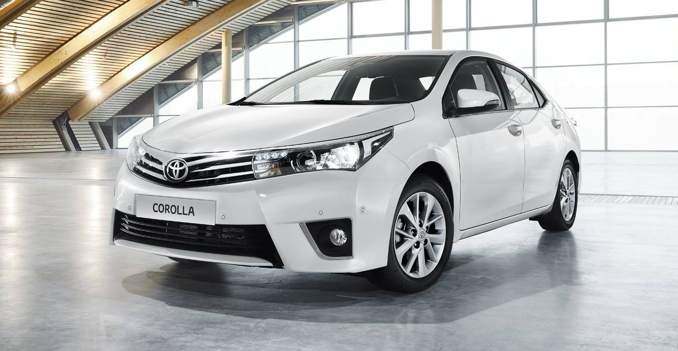 new corolla altis video agya 1.2 g at trd close up view of the 2014 toyota paul tan image 179823