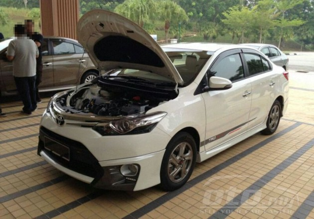 toyota yaris trd sportivo specs grand new avanza pilihan warna 2013 vios malaysian spec on oto my the last time we saw an ad for upcoming listing suggested october launch this latest that found while