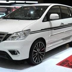 All New Kijang Innova Crysta Camry 2019 Interior Gallery: 2013 Toyota Facelift On Show At Iims
